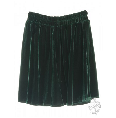 Beyond Retro Label Mini Skirt Green With A Flared Skirt, £22