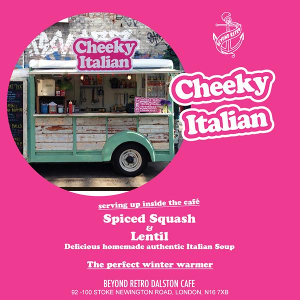 cheeky italian