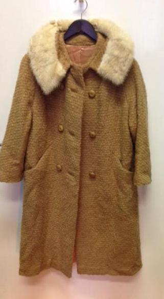 coat 60's 65