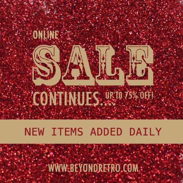 online sale continues SOCIAL