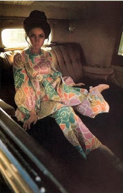 1970'S fLOWER