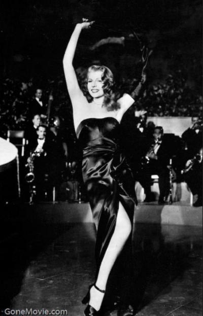 Rita Hayworth, Gilta 1938