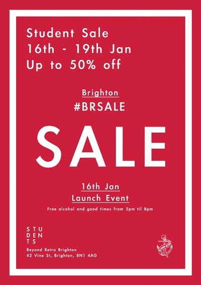 Sale Brighton