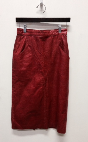 Skirt Leather 38
