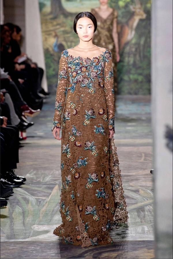 Valentino Couture, S/S '14