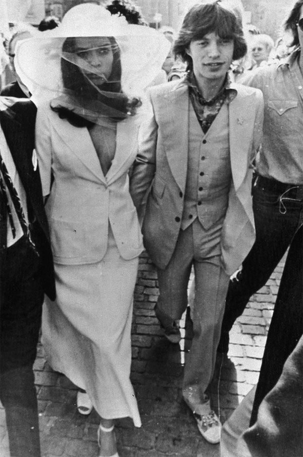 Wedding-Jagger