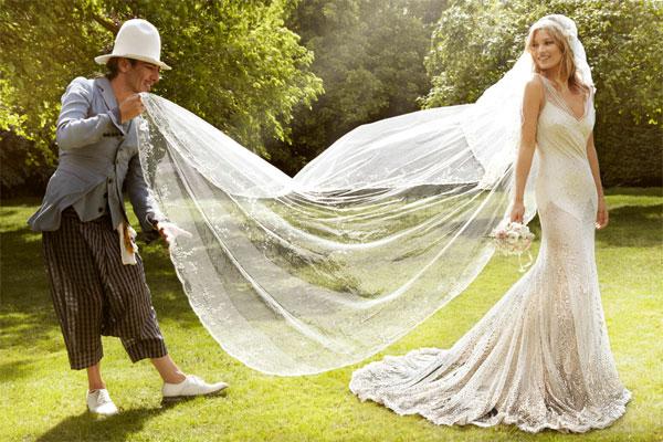 Wedding-moss
