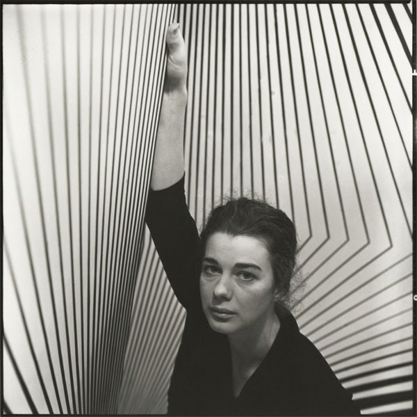 Bridget Riley, 1963