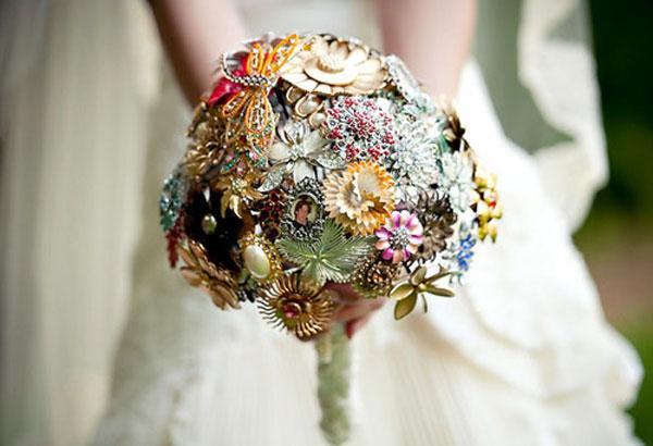 Wedding-brooch