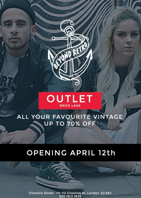 OUTLET Poster