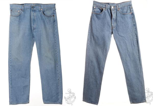Jeans-m-&-W
