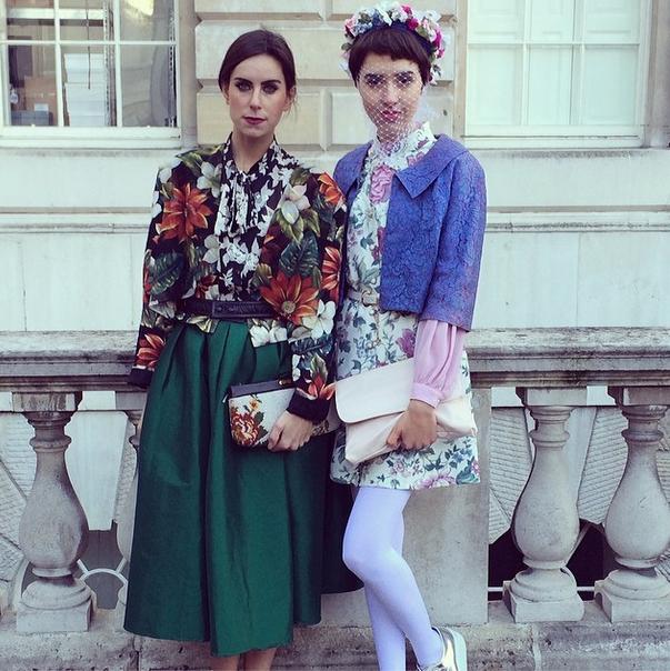 Vintage style clothes london  Why Wear Vintage to London Fashion Week? – Beyond Retro