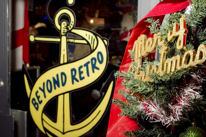 Beyond Retro pop up shop 2
