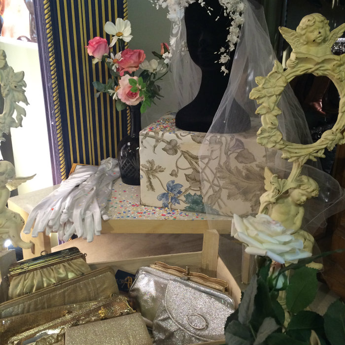vintage wedding fashion beyond retro