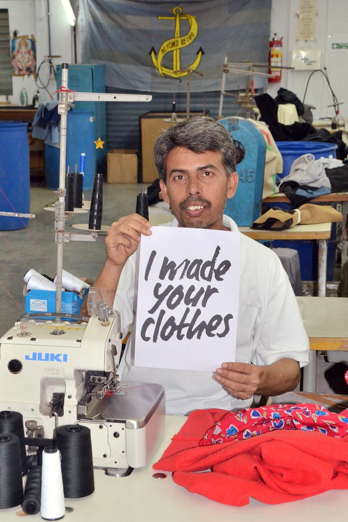 Who Made your Clothes Blog 2