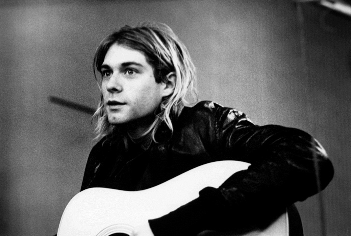 Kurt Cobain blog 1