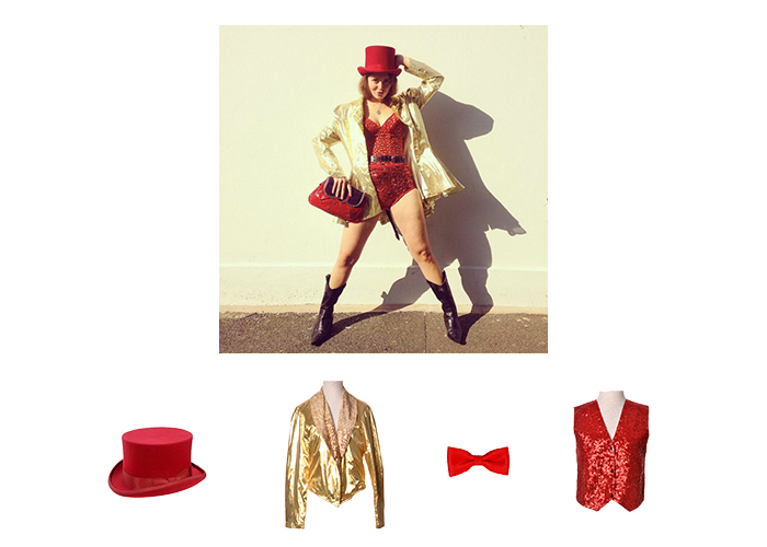 The Rocky Horror Picture Show Halloween Costume