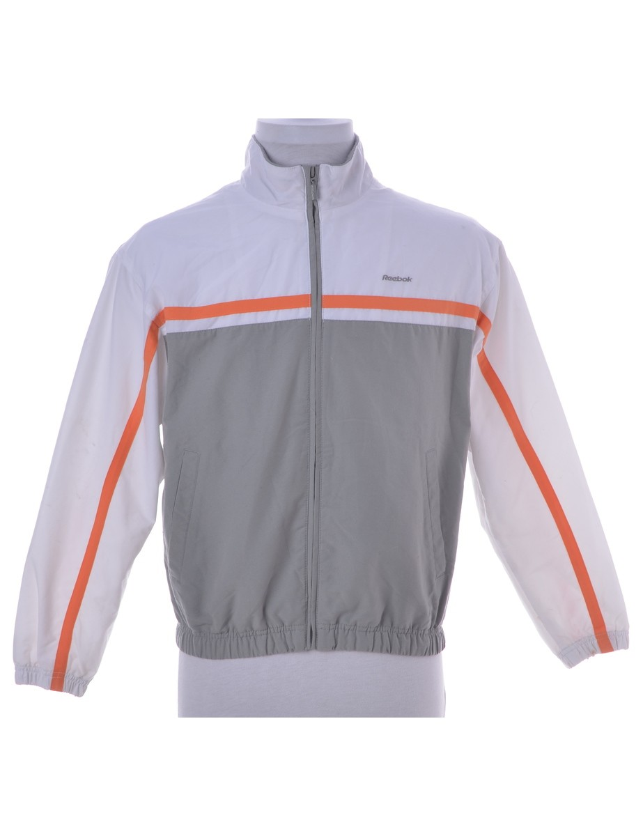 Track Jacket Grey With Full Lining - £30.00