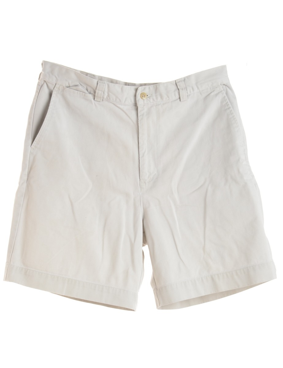 Casual Shorts White With Pockets - £20.00