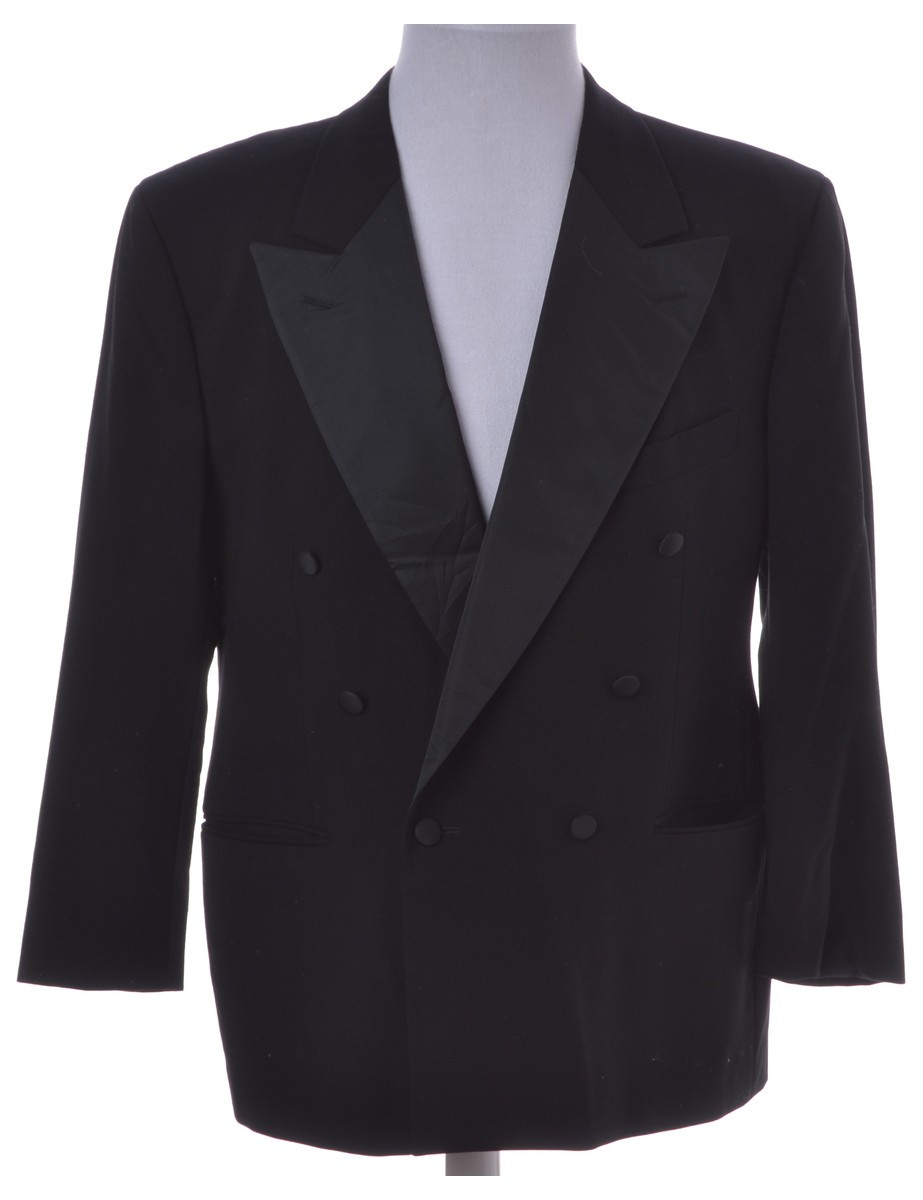 Blazer Black With A Revere Front - £30.00