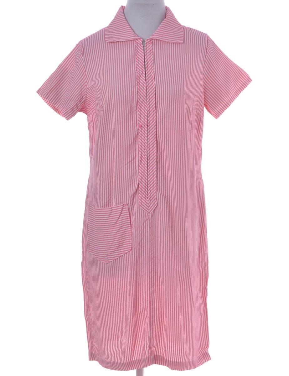 Vintage Shift Dress Pink - £32.00