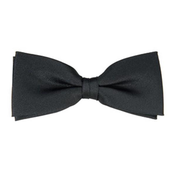 Beyond Retro Bow Tie Black - £8.00