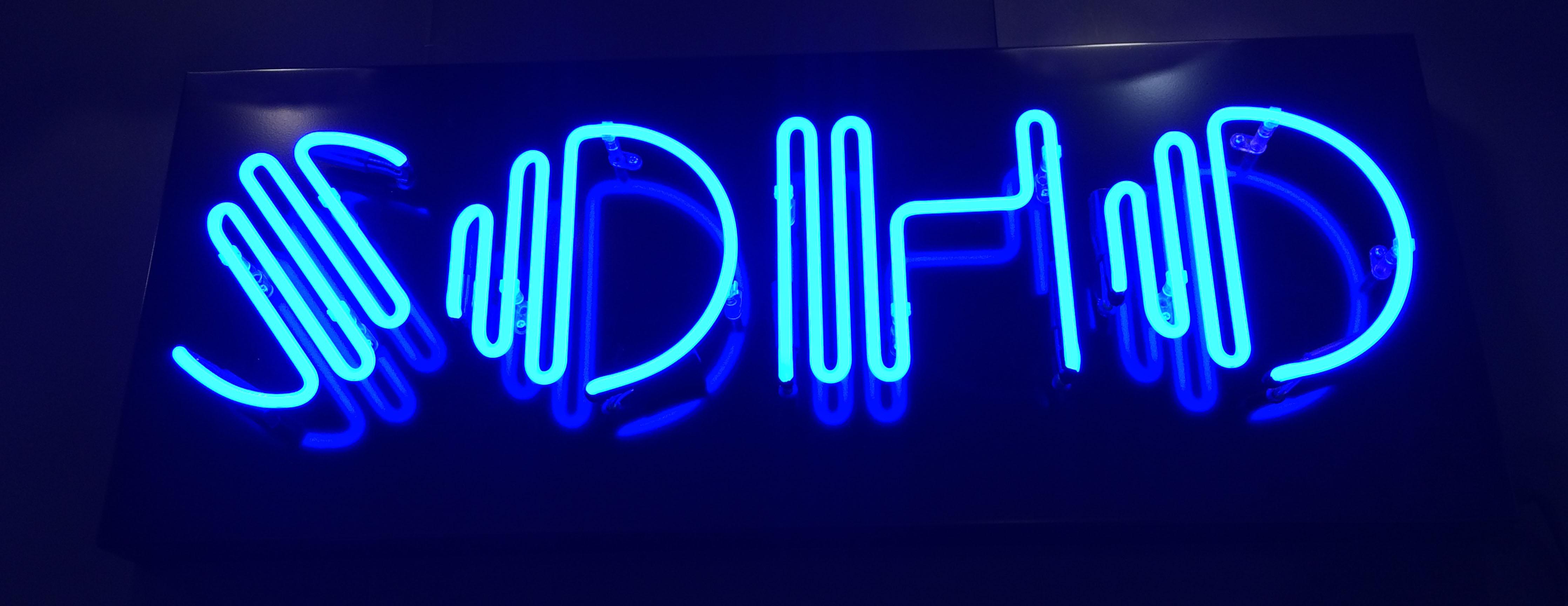 Sign loaned from Lights of Soho